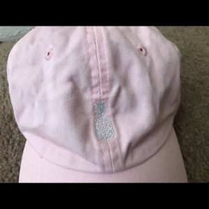 Pink Pineapple Baseball Cap.